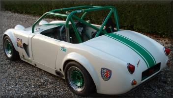 Fisc European Spridget Racing Race Cars For Sale