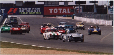 FISC at Magny Cours