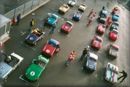 Le Mans Pre-start collection